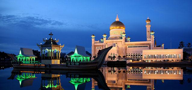 Mosque - Bandar Seri Begawan, Brunei