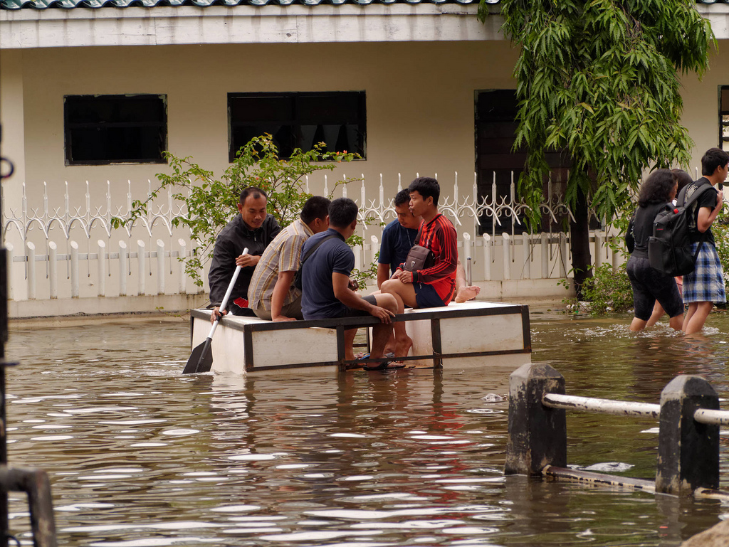 Before traveling to Jakarta, know there is a flood season.