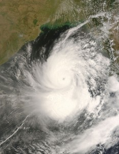Nargis Cyclone Myanmar