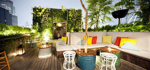 Kosenda Hotel Awan Lounge