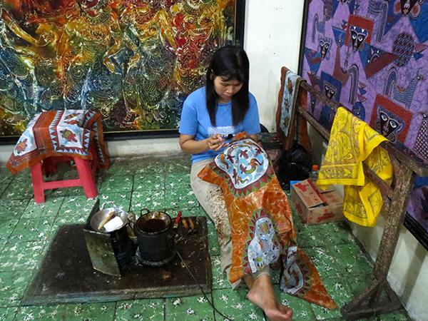 Yogyakarta Batik