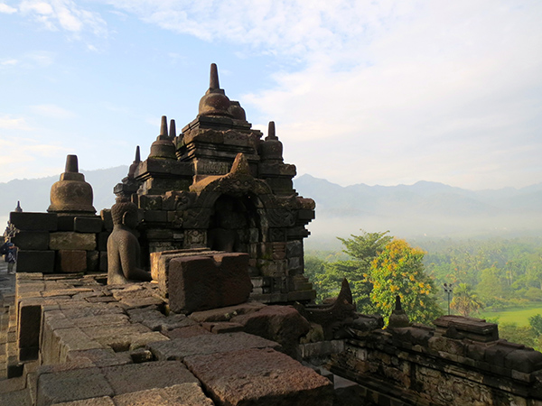 Yogyakarta Borobudur Outlook