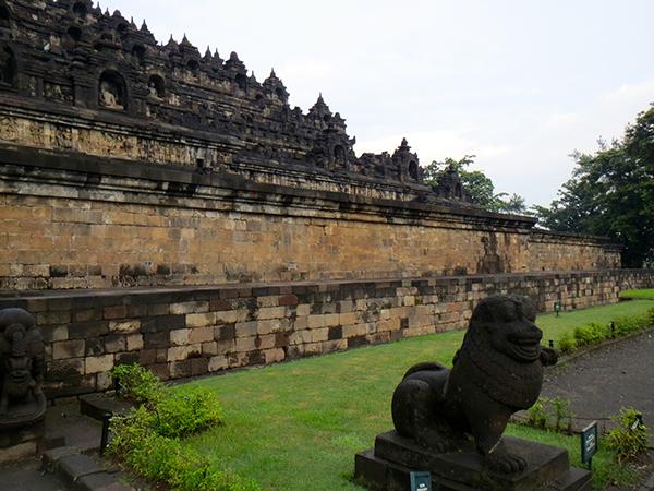 Yogyakarta Borobudur Side