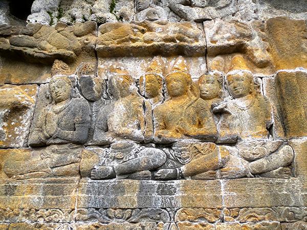 Yogyakarta Borobudur Stone