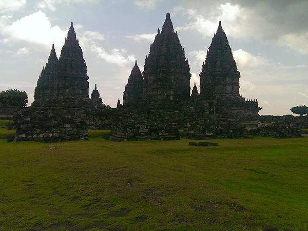 Yogyakarta Prambanan Temple