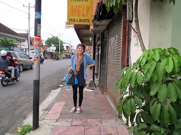 Yogyakarta Street