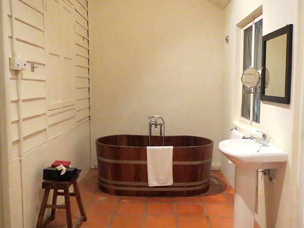 Bathroom Temple Tree Langkawi