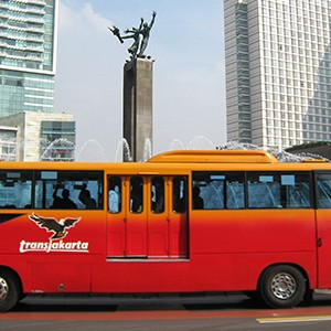 Selamat Datang Monument roundabout