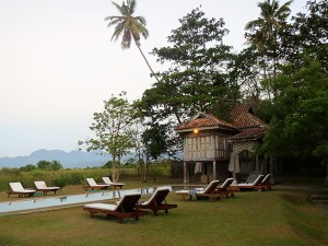 Pool Temple Tree Langkawi