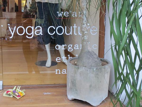 Yoga Clothes Ubud