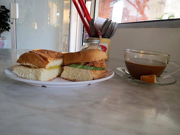 Breakfast Bread Kopi