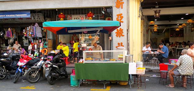 Kimberley Street Food - George Town, Penang