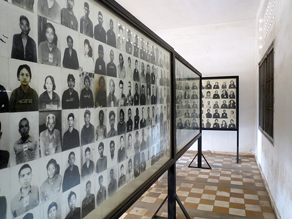 S21 Victims, Phnom Penh Cambodia