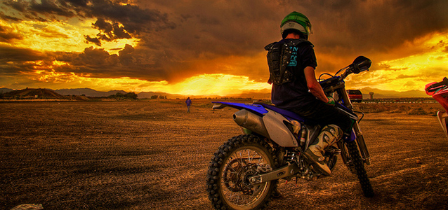 Solo Travel Dirtbike